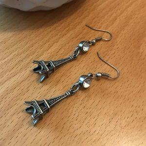 Jewelry - 🌸 Paris Eiffel Tower Earrings
